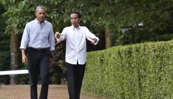 Foto Obama ke Indonesia, DPR Sebut Ada Efek Positifnya
