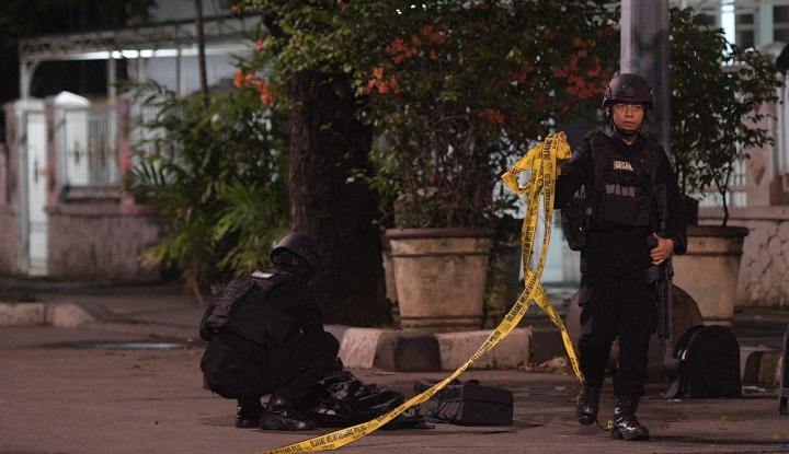 Foto Berita Baru Tiga Bulan UU Terorisme Disahkan, Polri Berhasil Tangkap Ratusan Teroris