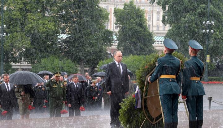 Foto Berita Rusia Bantah Terlibat Peretasan Selama Pemilu AS