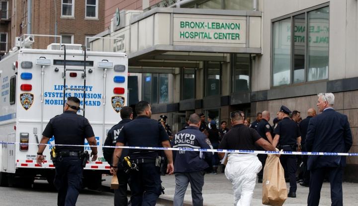 4 Orang Termasuk 1 Bocah Tewas dalam Aksi Penembakan New York - Warta Ekonomi