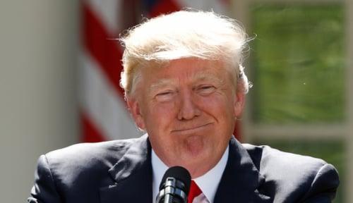 Foto Provokator Perang, Trump Dituding Penyebar Ujaran Kebencian