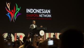 Foto Obama: Indonesia Bagian dari Diri Saya