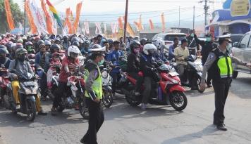 Foto Jumlah Korban Kecelakaan di Jatim Selama Lebaran Turun 40%