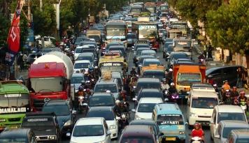 Foto Benarkah Kemacetan Mudik Bergeser ke Semarang?
