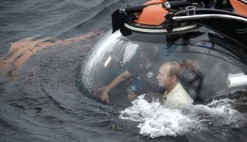 Foto Putin Siap Bantu Penyelesaian Masalah Nuklir Korut