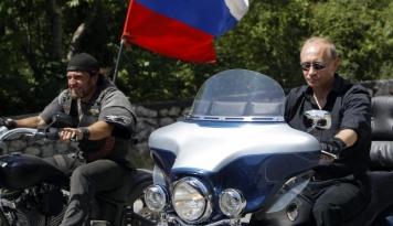 Foto Putin: Rusia Bisa Menjadi Pemimpin Global dalam Ekspor Batu Bara