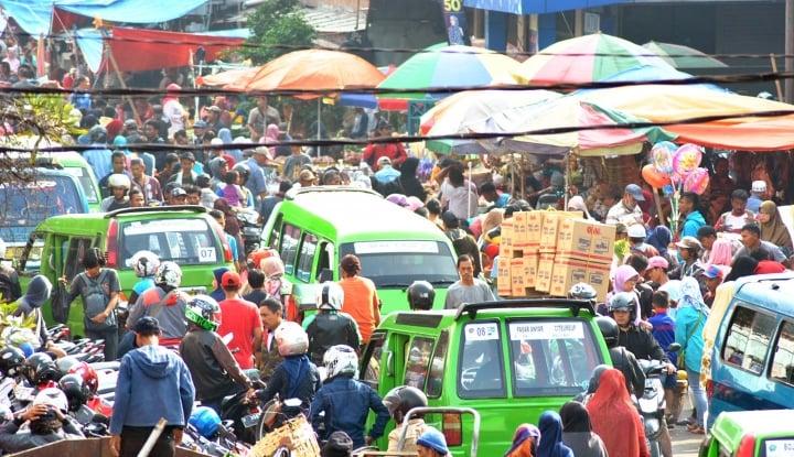 Foto Berita Pekan Depan Angkot di Bogor Akan Dilengkapi AC
