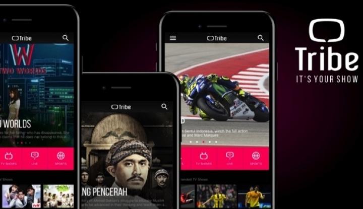 Foto Berita Tribe Gandeng Telkomsel untuk Layanan VideoMax