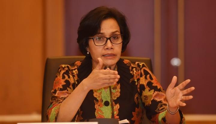Foto Berita Sri Mulyani: Ekonomi 2019 Bisa Tumbuh Hingga 5,8%