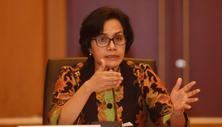 Foto Berita Sri Mulyani Yakin Ekonomi RI dapat Tumbuh 5,2%