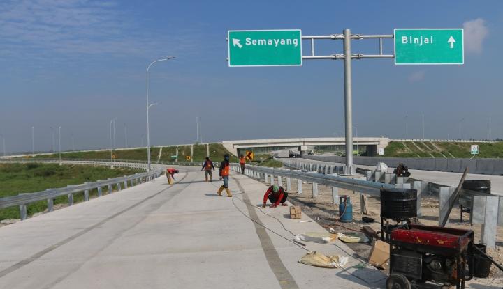 Foto Berita Progres Pembangunan Jalan Tol di Medan Berikan Titik Terang Bagi Sektor Properti