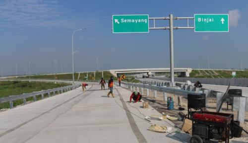 Foto Percepatan Infrastruktur di Sumut Mulai Terlihat