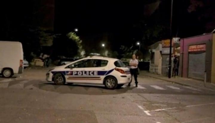 Prancis Usir Imigran Yang Tinggal di Trotoar - Warta Ekonomi