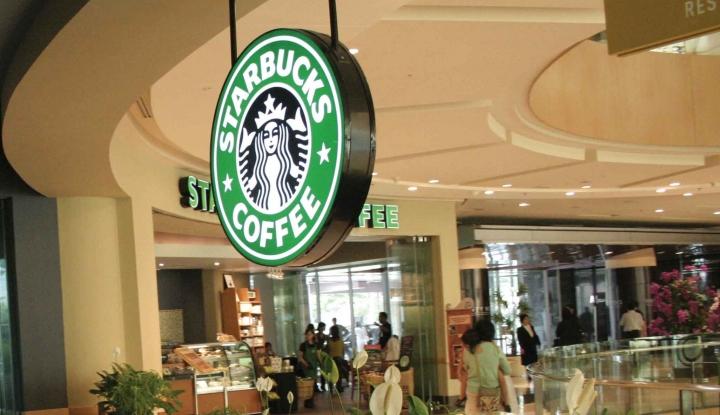 Laba Bersih Pengelola Starbucks Hingga Converse di Indonesia Ini Naik Tajam 132%, Berapa Duit Ya? - Warta Ekonomi