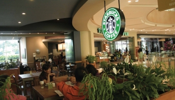 Foto Hembusan Isu Boikot Starbucks Buat Saham MAPB Semakin Terjerembab