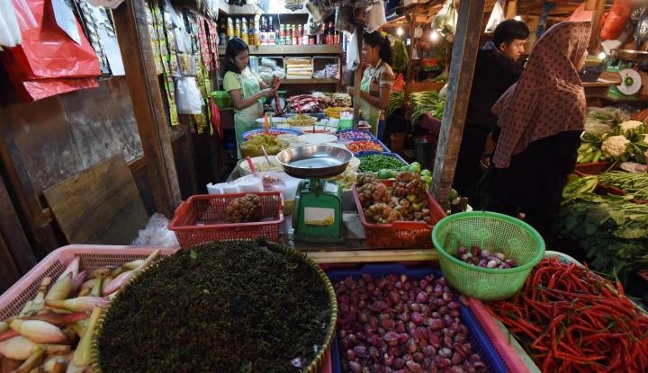 Foto Berita Jelang Lebaran, Inflasi Diprediksi Terkendali