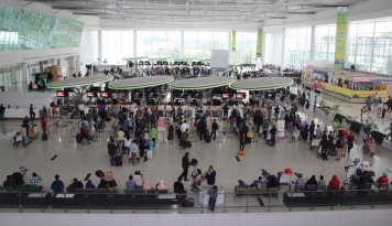Foto AP I Terjunkan Tim Gabungan untuk Penertiban di Bandara Hasanuddin