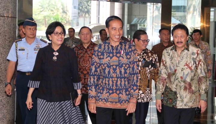 Foto Berita Sri Mulyani Buka Rahasia Ternyata Jokowi Pernah Kritik Kemenkeu