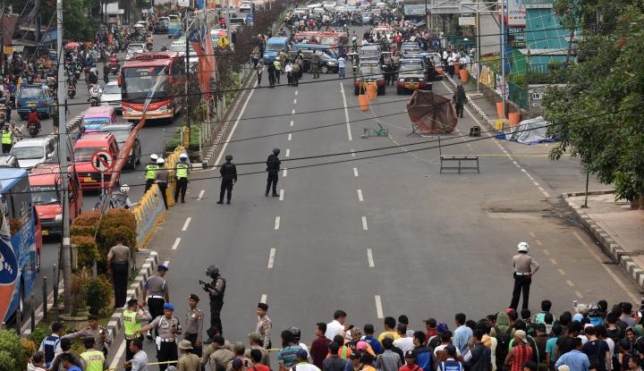 Waspada, Ada Bom di Depan ITC Depok - Warta Ekonomi