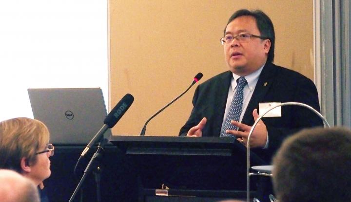 Foto Berita Kepala Bappenas Setuju Venue Asian Games Dikelola Swasta