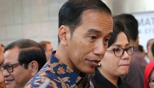Foto Presiden Jokowi: Saya Sebaiknya Tidak Komentar Dulu Ya untuk Masalah Pak Setya Novanto
