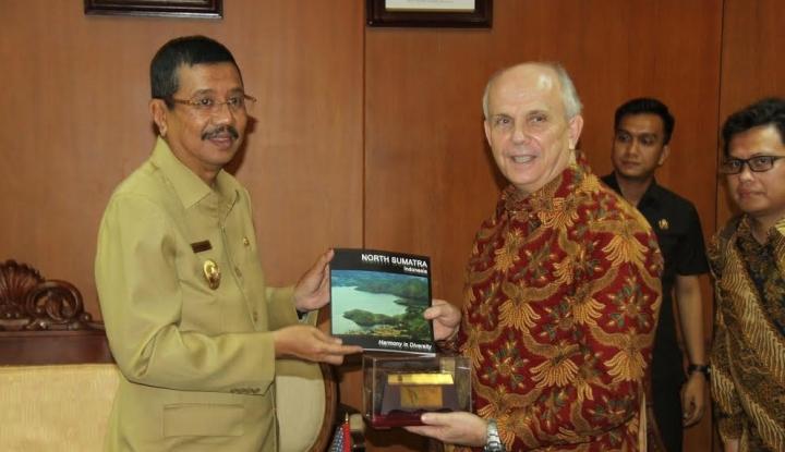 Foto Berita Dubes AS Kritik Indonesia Soal Kebijakan Impor