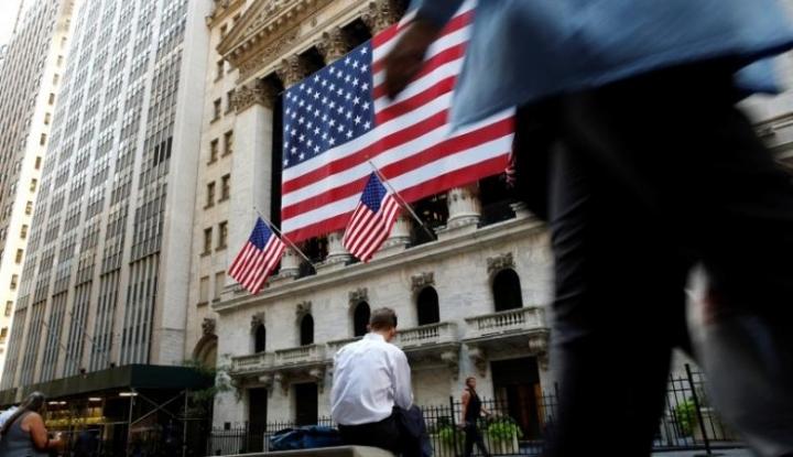 Foto Berita Ekonom: Pertumbuhan Ekonomi AS Melambat Imbas Perang Dagang