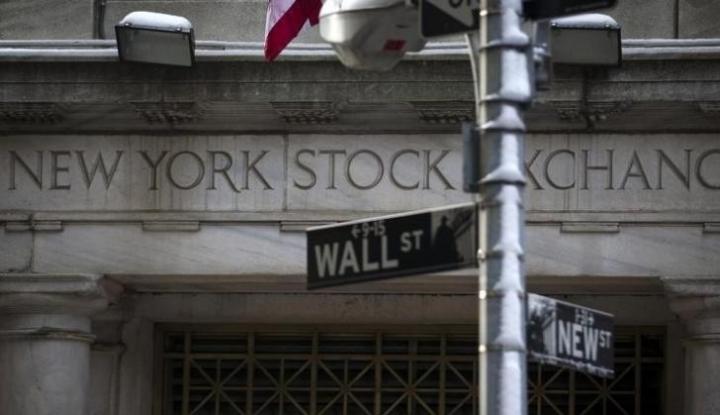 Optimisme Perdagangan Topang Penguatan Wall Street - Warta Ekonomi
