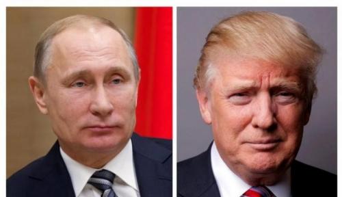 Foto Trump Akan Undang Putin ke Gedung Putih di Saat yang Tepat