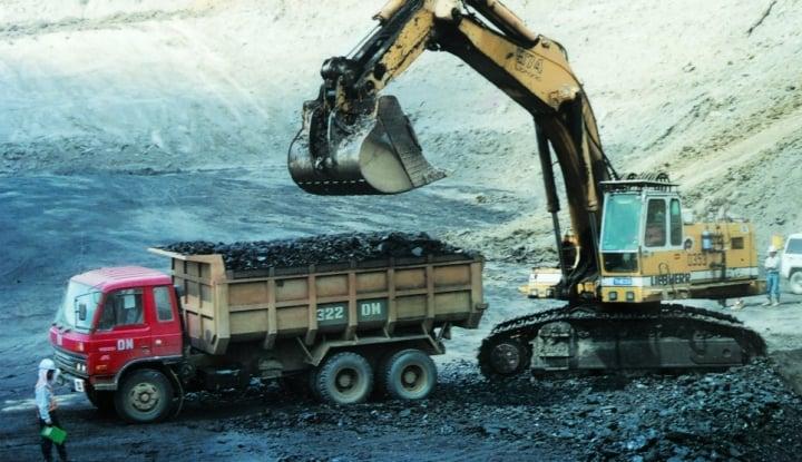 harga batu bara acuan turun jadi us$75,46/ton