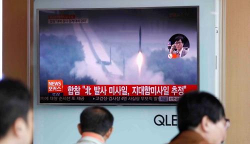 Foto Hasil Survei Sebut Jika Korut-Jepang Perang, Korsel Pilih Bela Rezim Kim Jong-un, Ini Alasannya