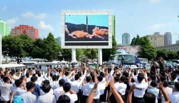 Foto Korea Utara Hadapi Ancaman Larangan Ekspor