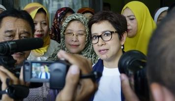 Foto Nurul Arifin Ingin Ukir Sejarah di Bandung