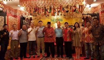 Foto China Ajak Indonesia Bergabung dalam Asosiasi Wartawan OBOR
