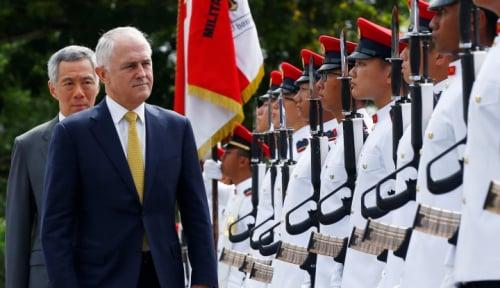 Foto Hubungan China-Australia Memanas, Apa Sebabnya?