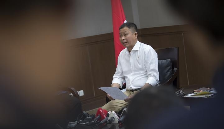 Foto Berita Menteri ESDM Pastikan Sistem Kelistrikan Palu-Donggala Hampir Pulih 100%
