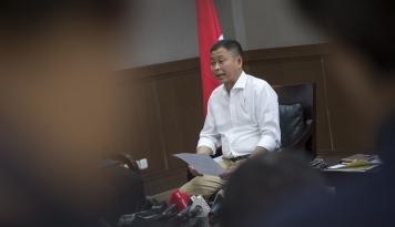 Foto Menteri ESDM Pastikan Sistem Kelistrikan Palu-Donggala Hampir Pulih 100%