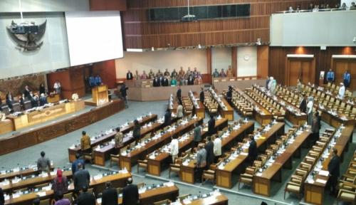 Foto Pansus KPK: Kami Tetap Jalan Meskipun Fraksi Lain Keluar Satu-satu