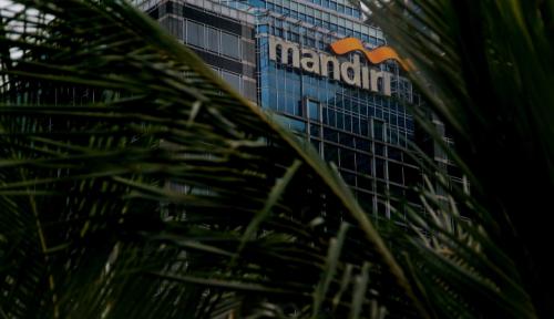Foto Tingkatkan Bisnis Valas, Bank Mandiri Sabet Penghargaan Best FX Provider in Indonesia