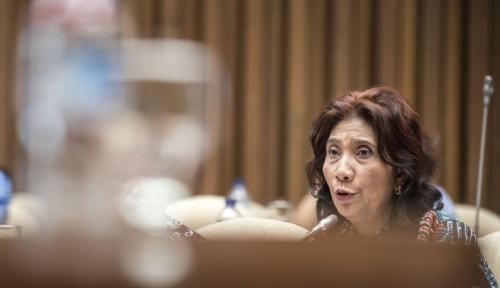 Foto Menteri Susi Jamin Tidak Perpanjangan Penggunaan Cantrang