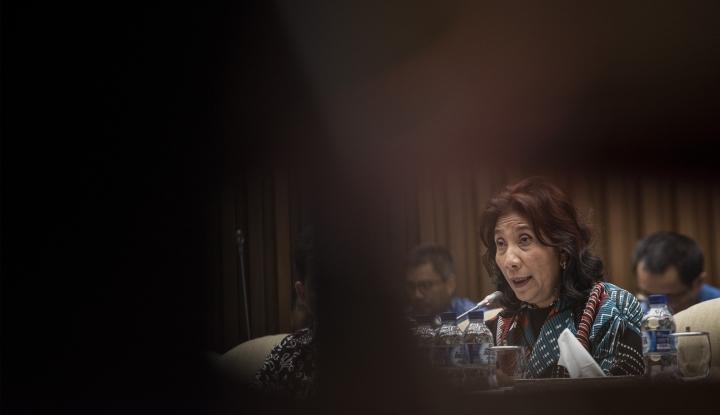 Foto Berita Menteri Susi Ingin Bangun Rumah Konservasi Nyaman Bagi Ikan