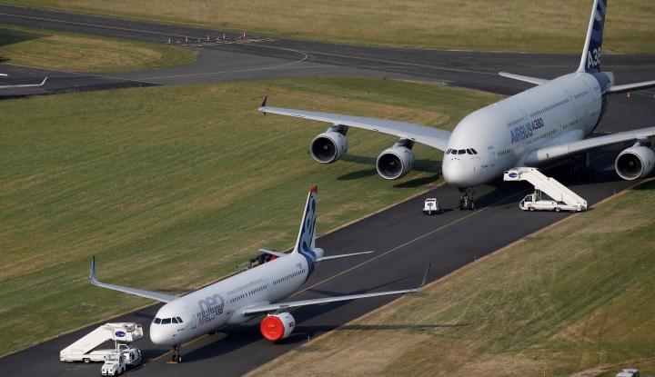 Produsen Pesawat Ini Jadi Korban Serangan Siber, Negeri Tirai Bambu Dalangnya? - Warta Ekonomi