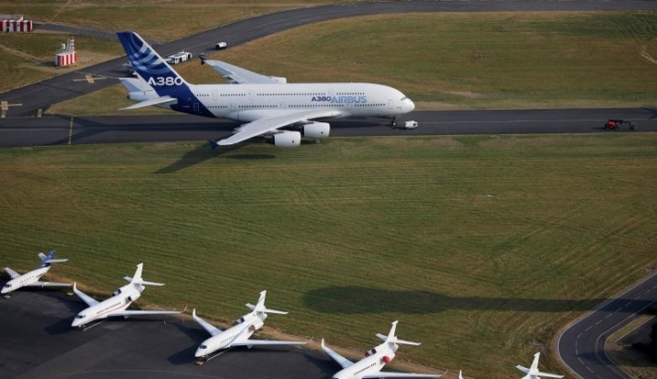 Saat Boeing  Tertunda, Airbus Justru Meluncurkan Pesawat Baru - Warta Ekonomi