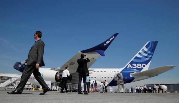 Foto Berita Emirates Berhasrat Tambah Armada Pesawat dari Airbus