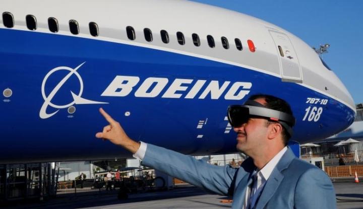 Indonesia Belum Berani Hentikan Penerbangan Tipe Pesawat Boeing 737 MAX? - Warta Ekonomi