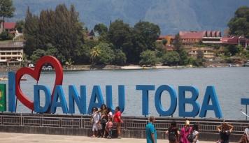 Foto Gandeng Singapura, Pemprov Sumut Kembangkan Potensi Pariwisata Danau Toba