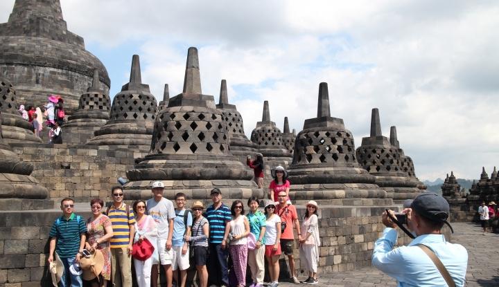Foto Berita Catat! Ada Mariah Carey Bakal Nyanyi di Candi Borobudur