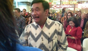 Foto Anies Mau Ubah RTH Ahok Jadi Pusat Kuliner, Djarot Langsung Ngomel-Ngomel