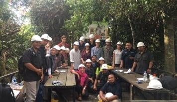 Foto Mahasiswa Universitas Sidney Akui Perkebunan Sawit Indonesia Berkelanjutan