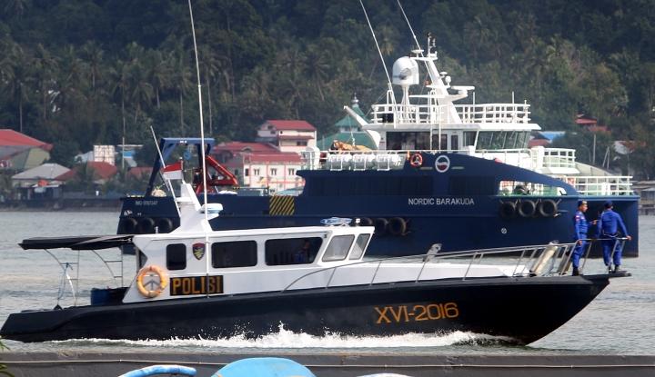 Foto Berita Polisi Perketat Patroli Perairan Jelang Pilkada